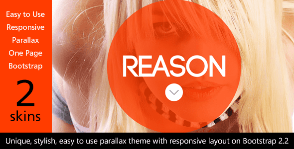 Parallax scrolling in an easy way for Free html5 parallax scrolling template