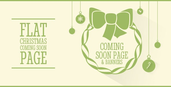 Clipsa - Christmas Coming Soon Page