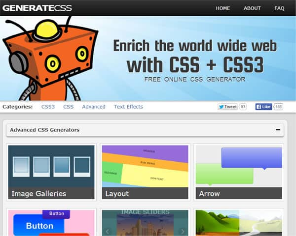 The All-In-One CSS Generator That Does More