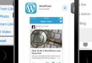 WordPress Blog from Your iPhone
