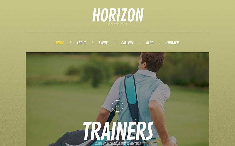 Golf Website Designs-1