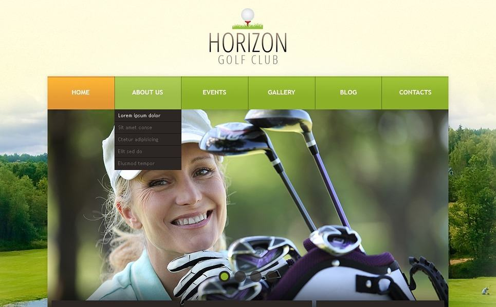 Golf Website Designs-3