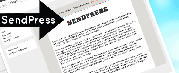 SendPress - WordPress email marketing plugin